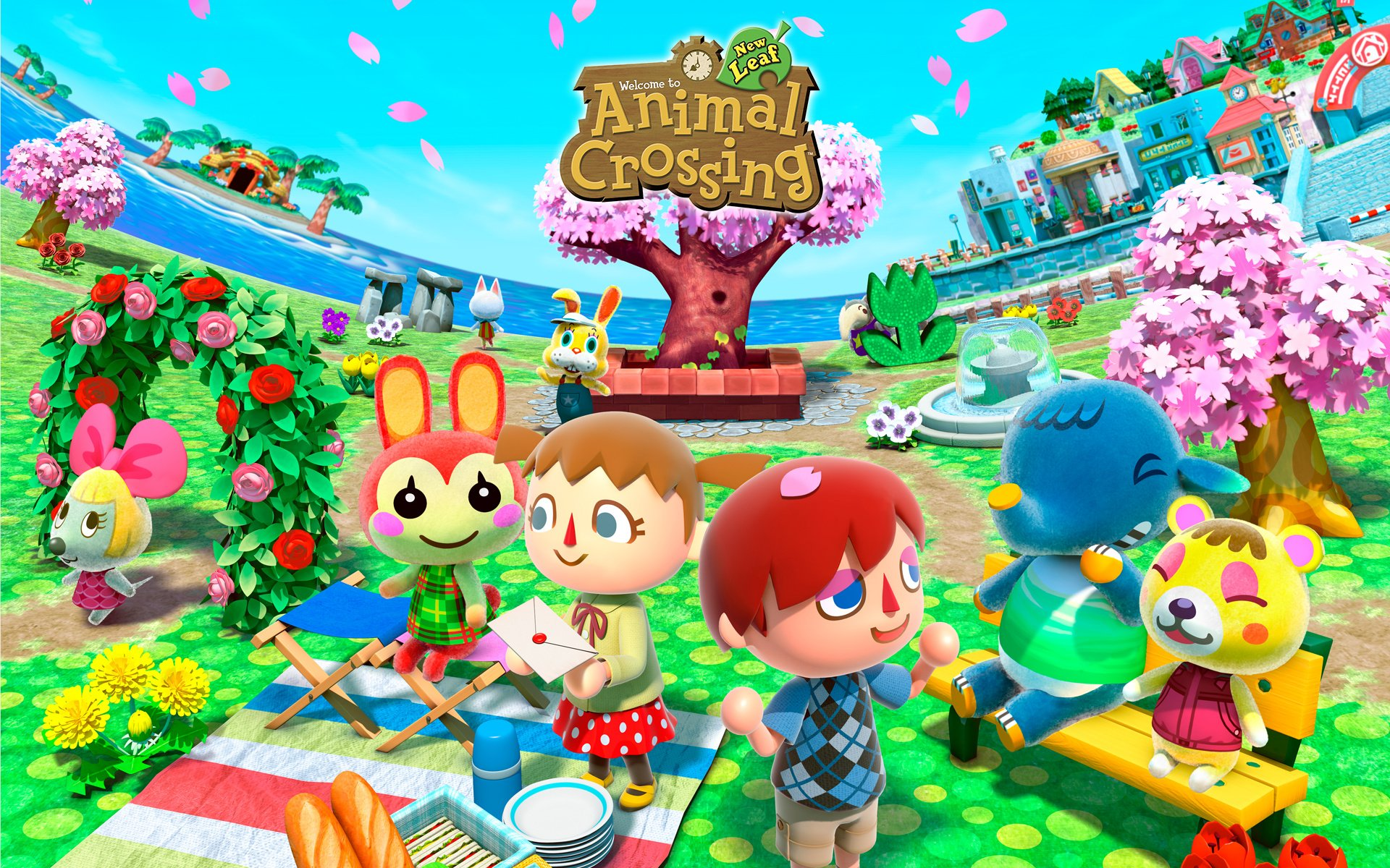 animal crossing new leaf guide book pdf