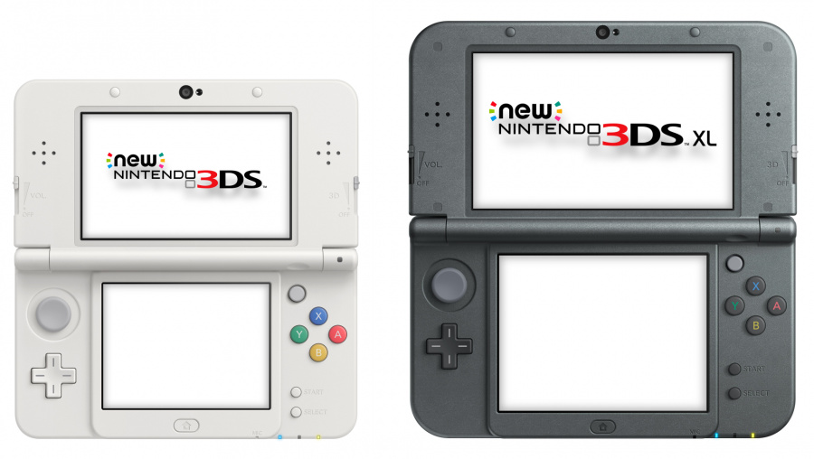 New 3 DS