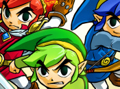 Linking Up in The Legend of Zelda: Tri Force Heroes