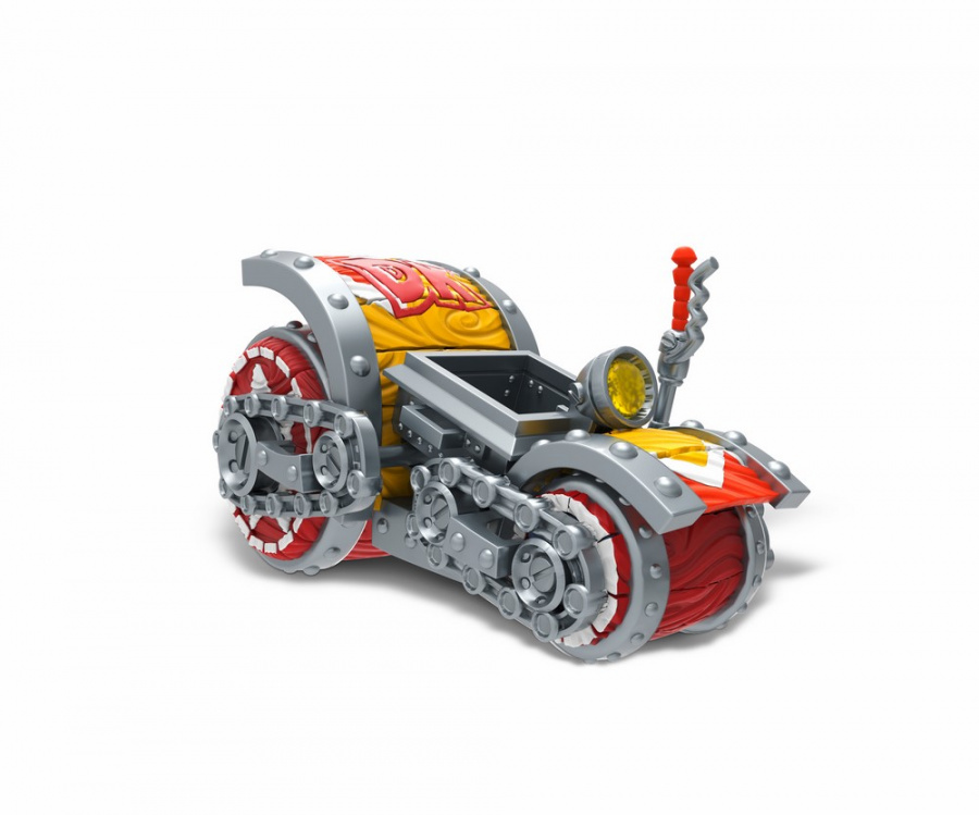 Wii U Skylanders Super Chargers Toy Barrel Blaster (Copy)