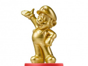 Gold Mario amiibo Arrives At Target Australia On 25th June