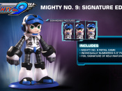 Mighty No. 9 Signature Edition Will Not Be Available For Wii U