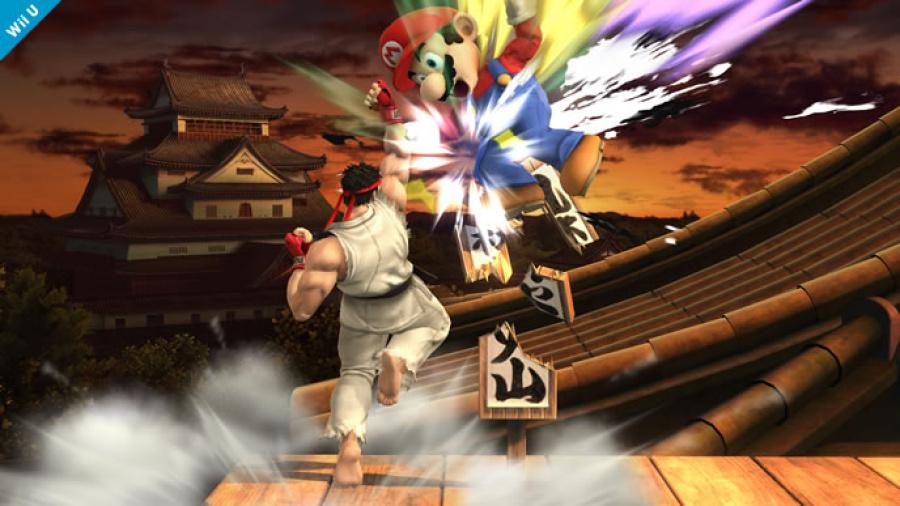 Ryu Smash Bros4