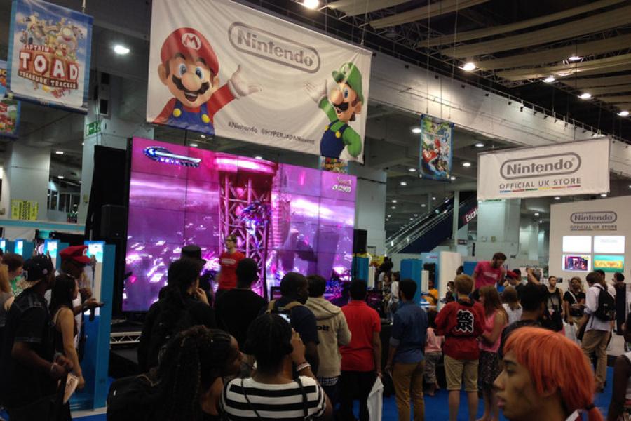 HYPER JAPAN Nintendo