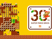 Nintendo Wants You To Celebrate Super Mario's 30th Birthday In The Name Of A Good Cause