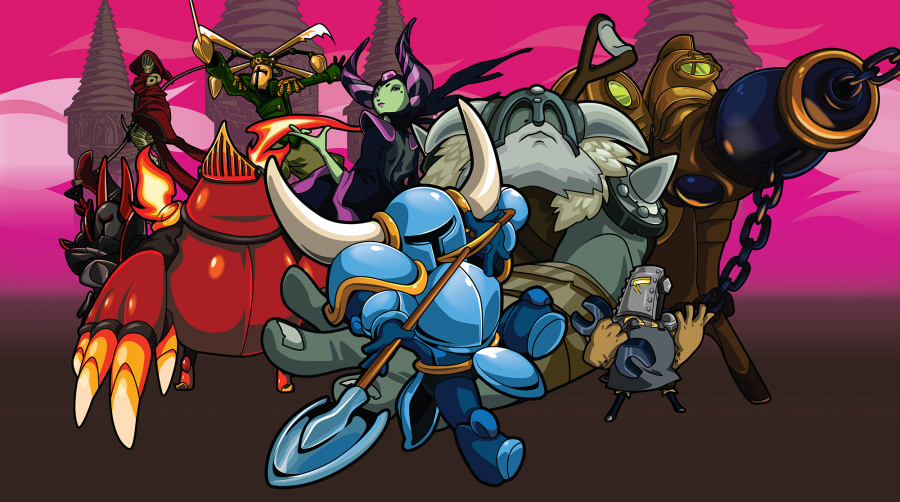1403560925 Shovel Knight Group