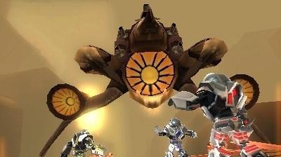 Metroid Federation Forcescreen