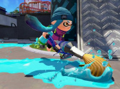 The Splatoon Inkbrush Weapon is Set to Arrive Today