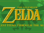 This Legend of Zelda Quest Items Infographic Sure is Pretty