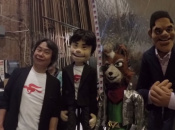 Shigeru Miyamoto Visits Jim Henson Studios