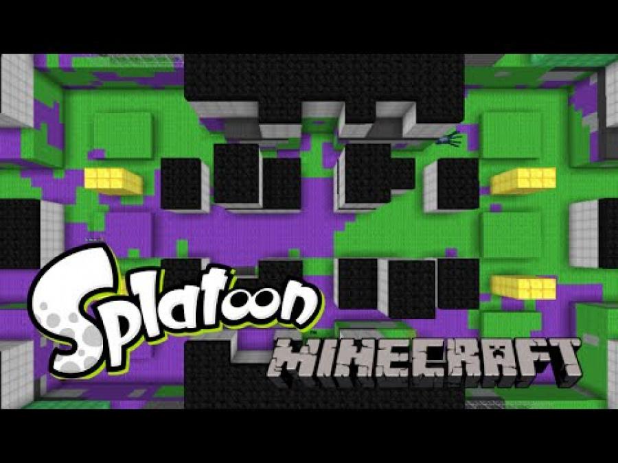 Splatoon Minecraft