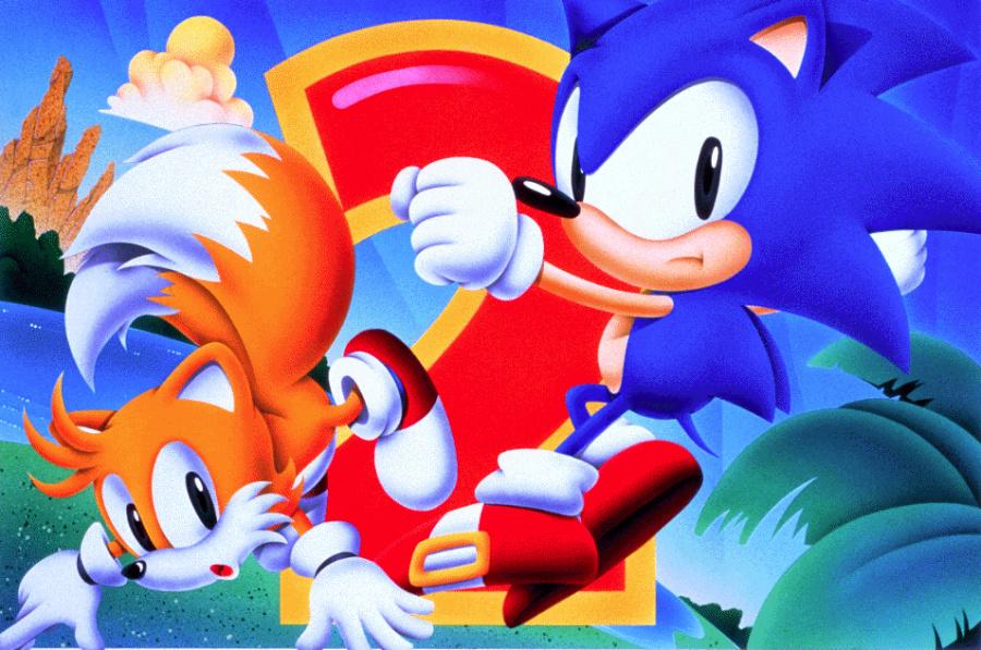 3D Sonic the Hedgehog 2
