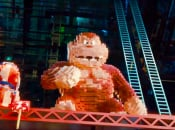 Donkey Kong Nearly Missed Out On Pixels Stardom