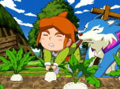 Heading Back to the Farm in Return to PopoloCrois: A Story of Seasons Fairytale