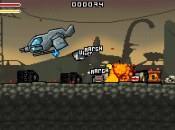 Gunslugs 2 is Bringing Some Pixel Shooting Mayhem to the 3DS eShop