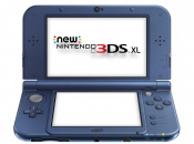 Metallic Blue New Nintendo 3DS XL Looks Set for North American Release