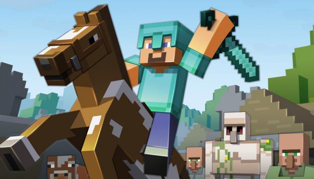 Minecraft Wii U NEW