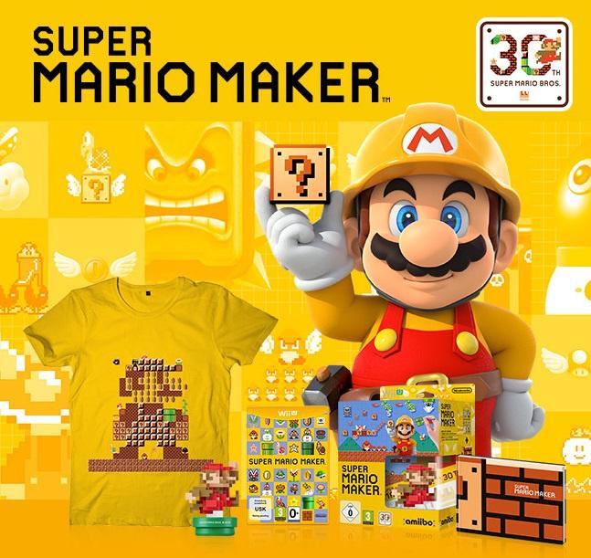 Super Mario Maker] Propaganda do game em mais de 100 caminhões ...