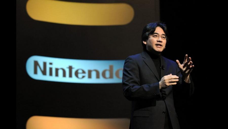 Satoru Iwata 3 DS