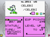 Pokémon Gold & Silver Glitches Deliver Celebi Magic