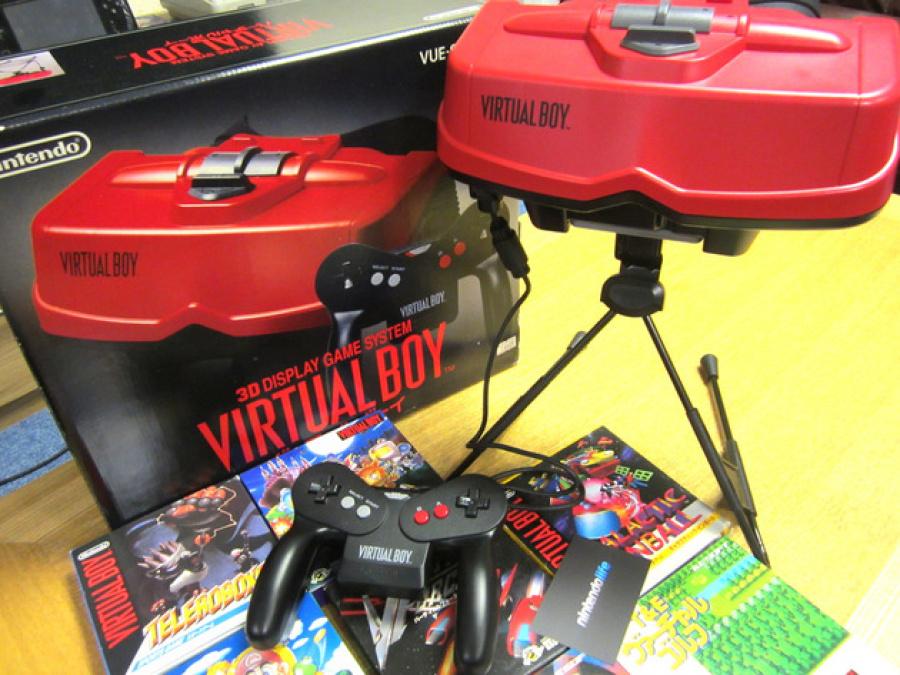 Virtual Boy 20 Year Anniversary