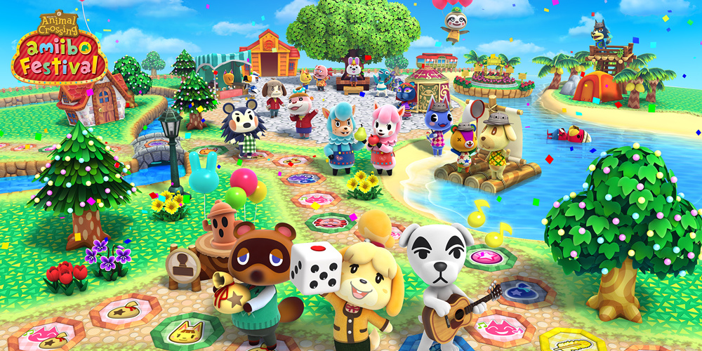 Animal Crossing: Happy Home Designer and amiibo Festival ...