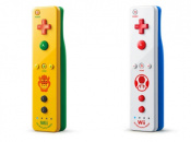 Bowser and Toad Wii Remote Plus Controllers Heading to Europe on 20th November