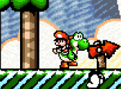 Super Mario World 2: Yoshi's Island and Mario's Tennis - 1995