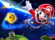 Being Taken To A New World In Super Mario Galaxy