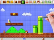 The Creative Joy of Childhood and Super Mario Maker as a Modern-Day Roll of Paper