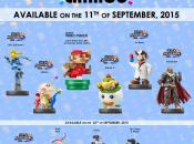 Nintendo Confirms September amiibo Release Details for North America