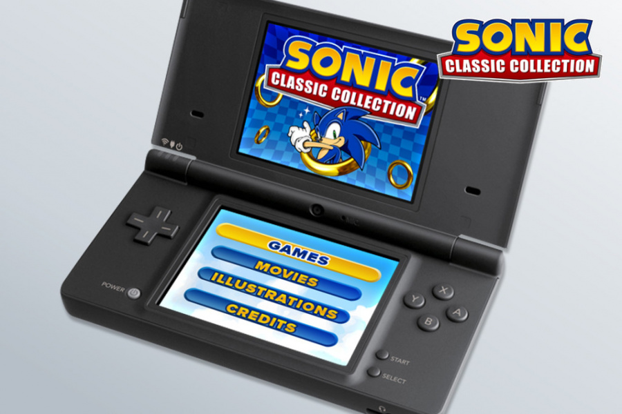 Sonic Classic Collect First