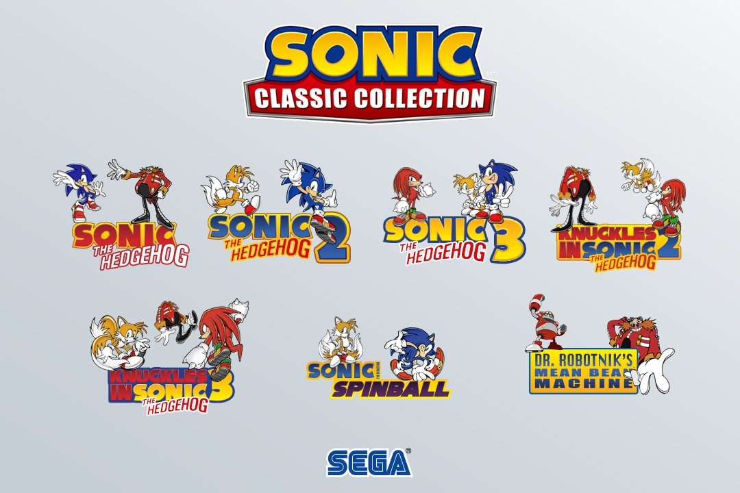 Sonic Classic Collection On Nintendo DS Cut Content