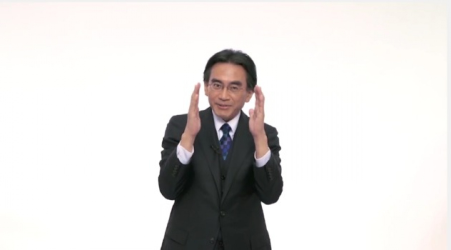 Satoru Iwata was typically charming in his final Nintendo Direct appearance