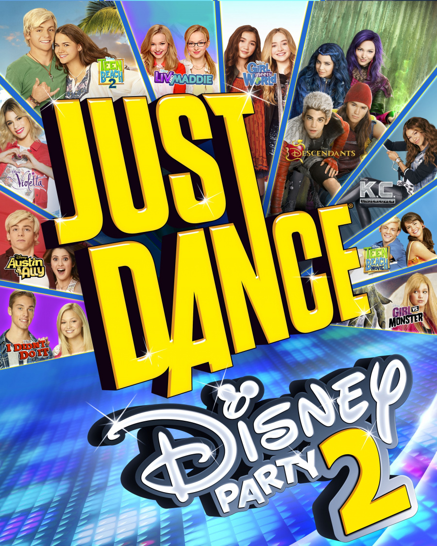 Disney Just Dance