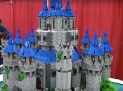 Zelda Fan Builds Amazing LEGO Hyrule Castle
