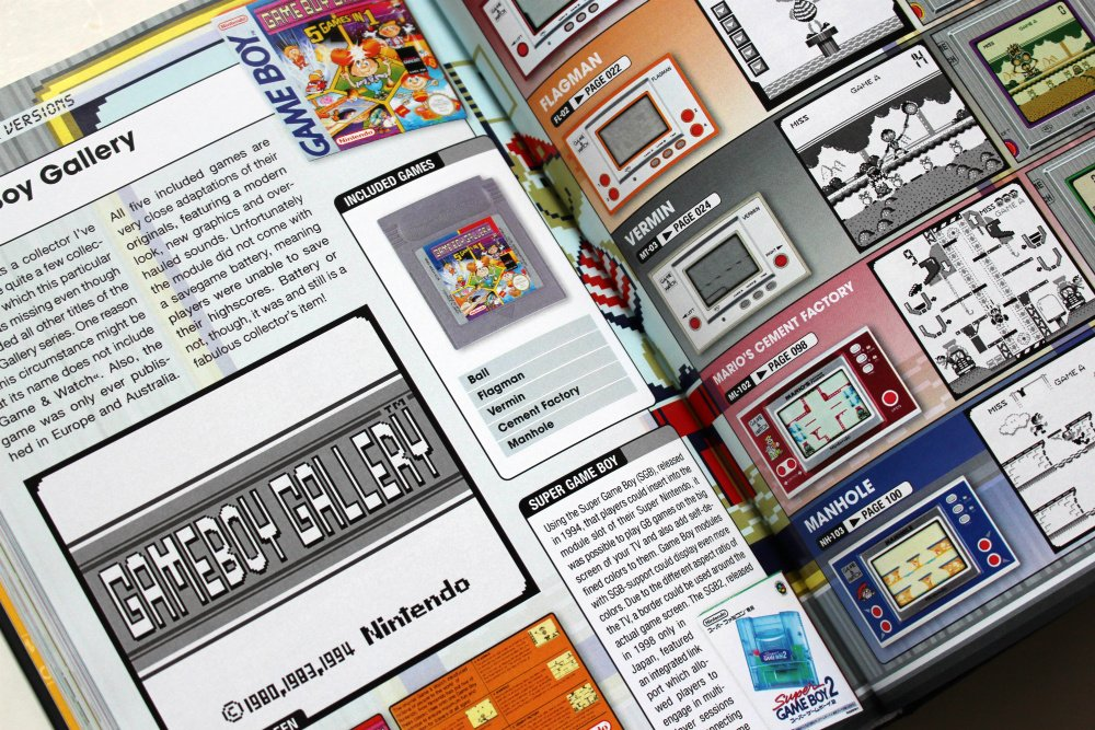 book review  the unofficial game  u0026 watch collector u0026 39 s guide