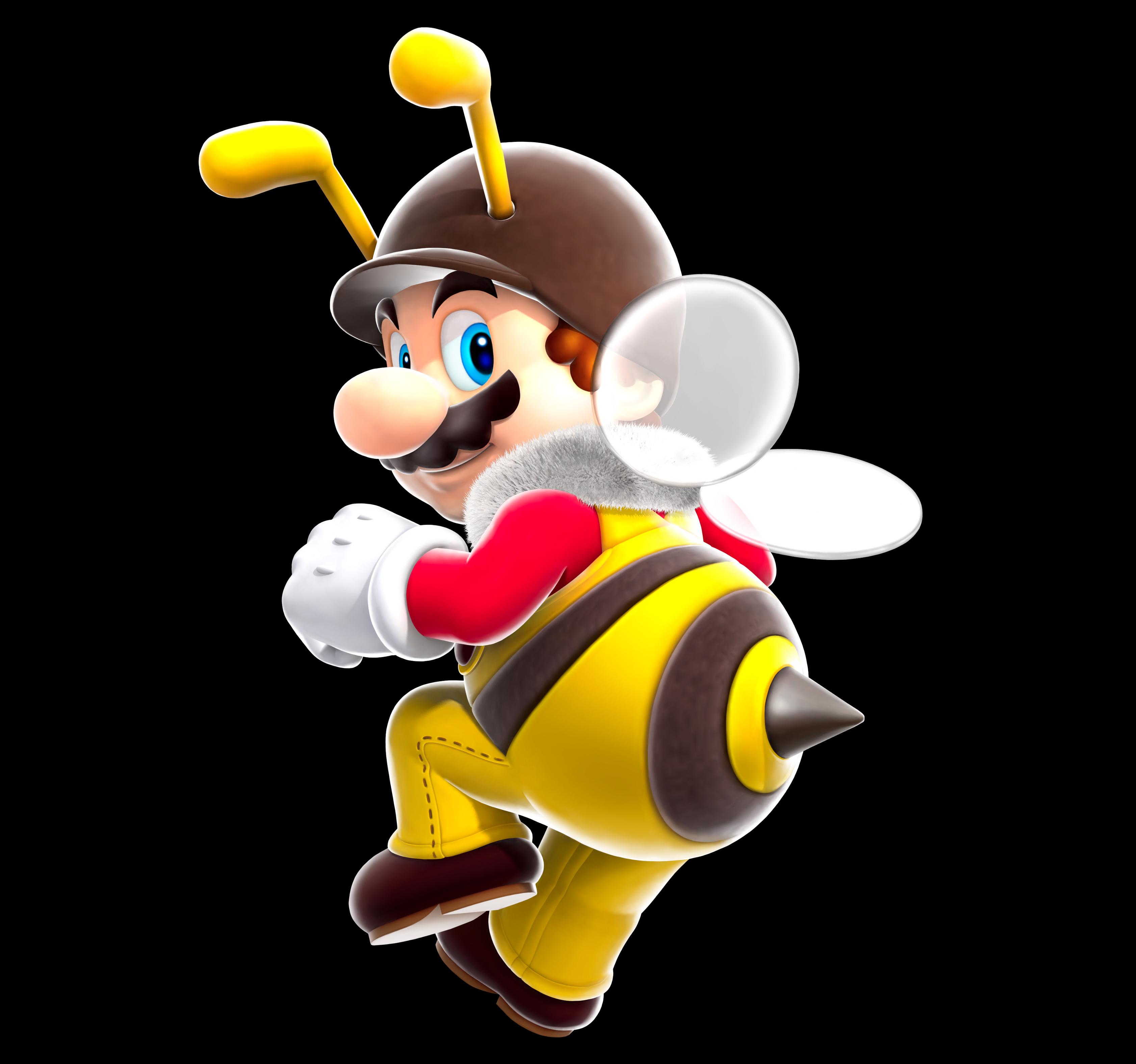 Original Golden Bunny Mario 64
