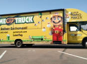 GameTruck Parties to Take Super Mario Maker on the Road in North America