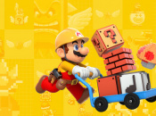 Unlocking Building Items And More In Super Mario Maker v1.01
