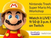Learn More About Super Mario Maker With the Nintendo Treehouse Workshop