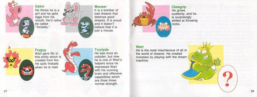 mario memories how the super mario bros 2 instruction manual rh nintendolife com Super Mario Brothers super mario bros 3 nes instruction manual