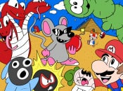 How The Super Mario Bros. 2 Instruction Manual Influenced Me Artistically