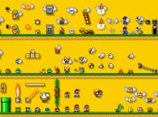 More Than A Million Super Mario Maker Levels Have Been Uploaded In A Week
