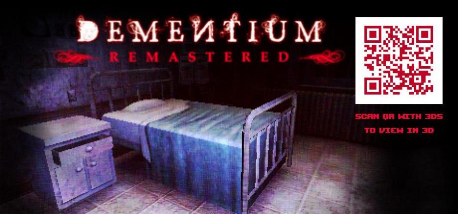 Dementium Remastered QR
