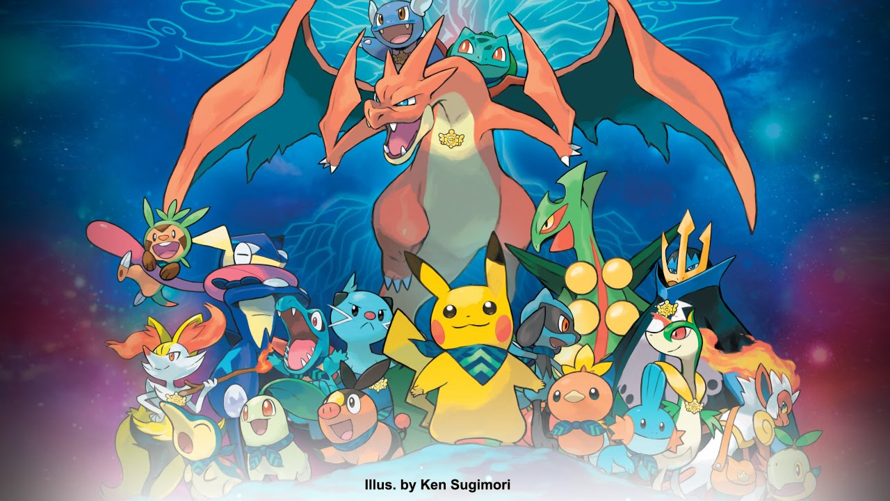 Pokmon Super Mystery Dungeon Tops Japanese Charts As Wii U Beats Sony Bros Ps4