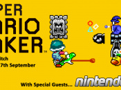 Grab Some Popcorn For Nintendo UK's Super Mario Maker Twitch Stream With An Extra Special Guest