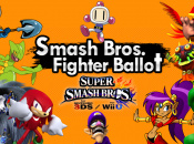 There's Only One More Week Left To Vote In The Super Smash Bros. Fighter Ballot