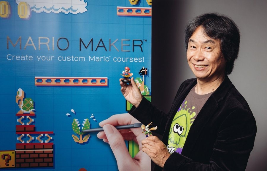 """Miyamoto has been on the center of some of Nintendo's most important games, but his new position as """"Creative Fellow"""" could hint at him taking a back seat role in the future"""