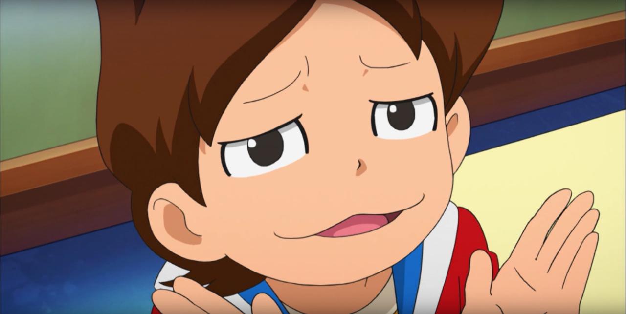 The yo kai watch anime starts in north america on 5th for Decoration yo kai watch